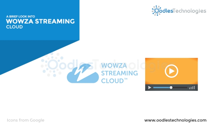 A Brief Look Into Wowza Streaming Cloud