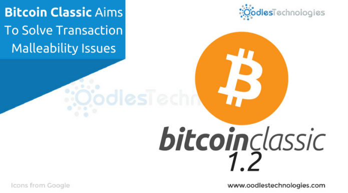 Bitcoin Classic Aims To Solve Transaction Malleability Issues.jpg